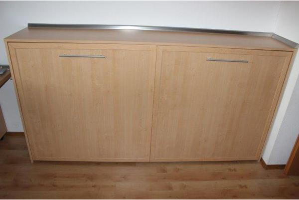 schrankbett fabrikat nehl in heuchelheim betten kaufen und verkaufen ber private kleinanzeigen. Black Bedroom Furniture Sets. Home Design Ideas