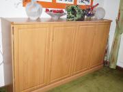 breites schrankbett haushalt m bel gebraucht und neu. Black Bedroom Furniture Sets. Home Design Ideas
