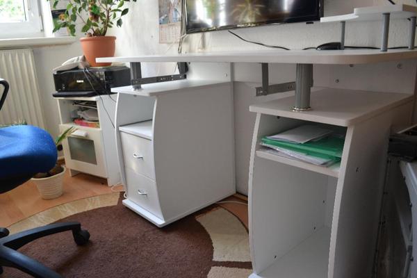 Schreib pc tisch in berlin kinder jugendzimmer kaufen for Jugendzimmer tisch