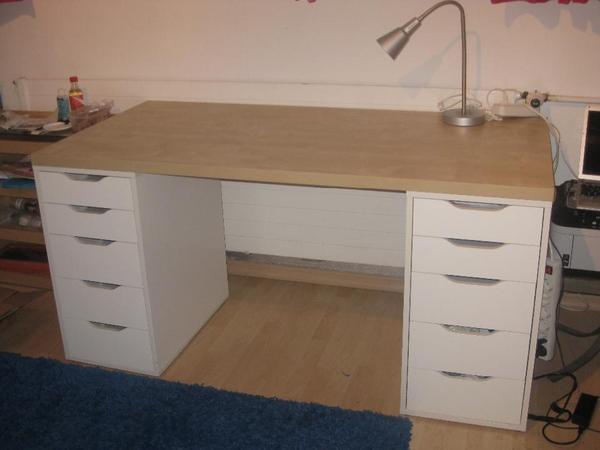ikea hack schreibtisch alles ber wohndesign und m belideen. Black Bedroom Furniture Sets. Home Design Ideas