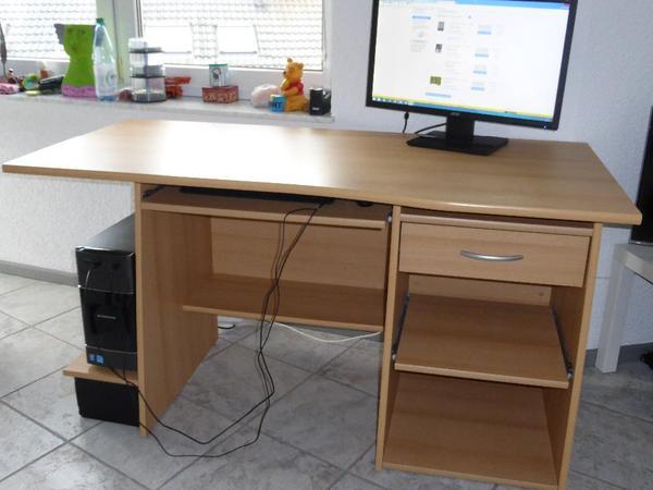Schreibtisch in sch nau b rom bel kaufen und verkaufen for Schreibtisch quoka