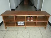 schuhbank haushalt m bel gebraucht und neu kaufen. Black Bedroom Furniture Sets. Home Design Ideas