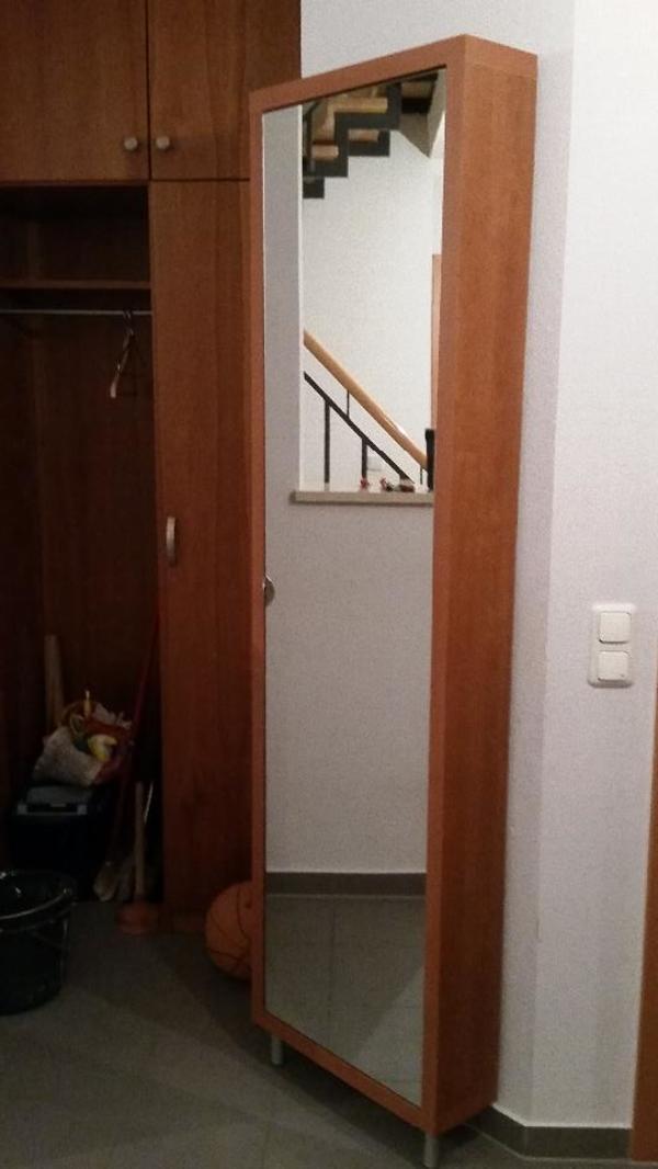 schuhschrank spiegelschrank flaches design in. Black Bedroom Furniture Sets. Home Design Ideas