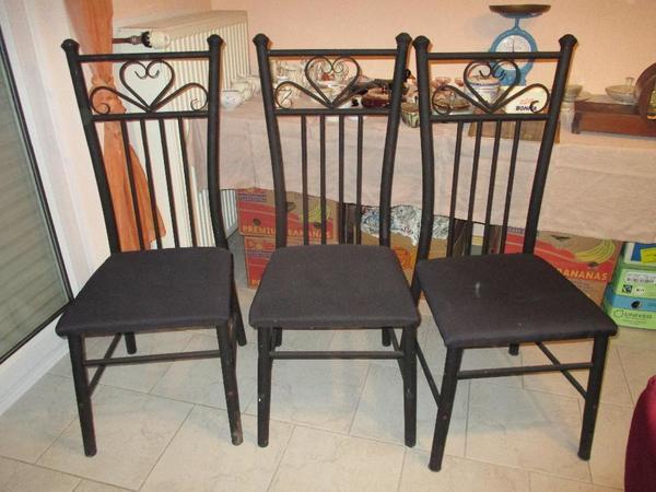 eisenstuhl kaufen gebraucht und g nstig. Black Bedroom Furniture Sets. Home Design Ideas