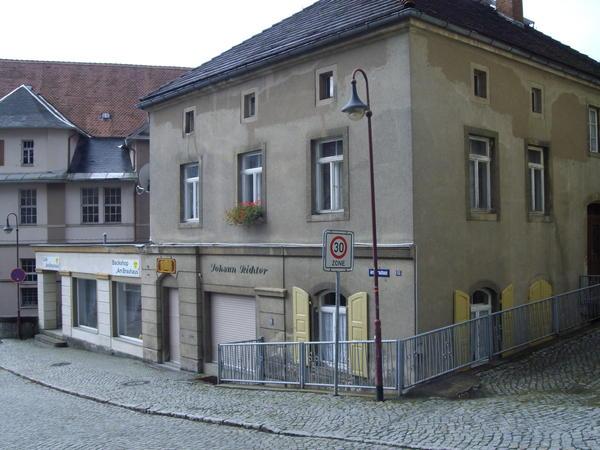 Sebnitz sachsen wohn und gesch ftshaus in sebnitz for Wohn und esszimmer 30m2