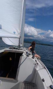 Segelboot - H-Boot