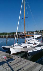 Segelboot Trimaran Kliss3