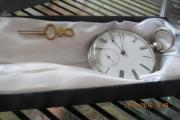 sehr alte Taschenuhr -