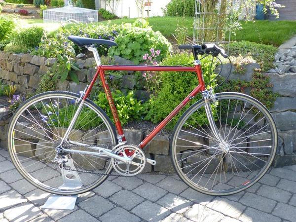 sehr seltenes rennrad legnano sammlerst ck vintage retro fixie in althengstett mountain bikes. Black Bedroom Furniture Sets. Home Design Ideas