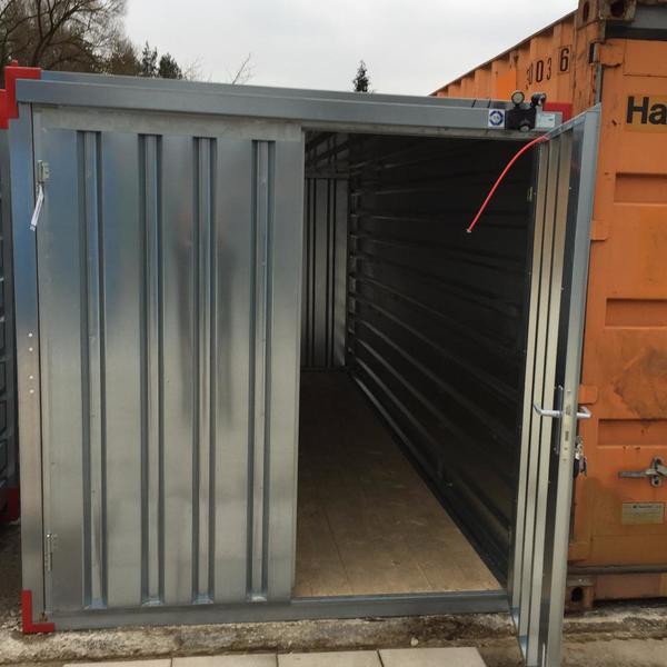 selfstorage lager container lagercontainer von privat zu. Black Bedroom Furniture Sets. Home Design Ideas