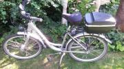 Senioren Fahrrad der