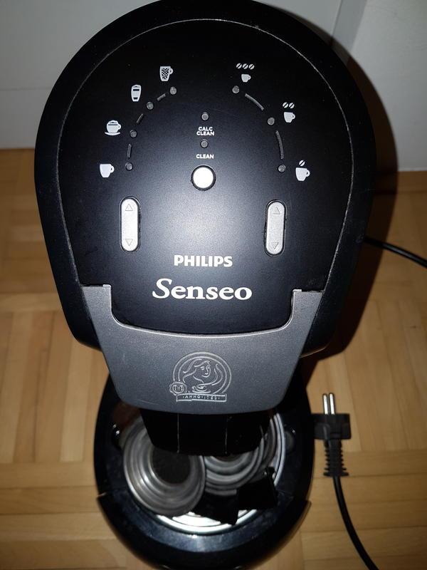 senseo kaffeemaschine mit milchaufsch umer in stuttgart kaffee espressomaschinen kaufen und. Black Bedroom Furniture Sets. Home Design Ideas
