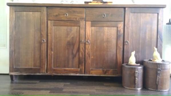 sideboard highboard teak antik kolonial design landhaus in osnabr ck designerm bel. Black Bedroom Furniture Sets. Home Design Ideas