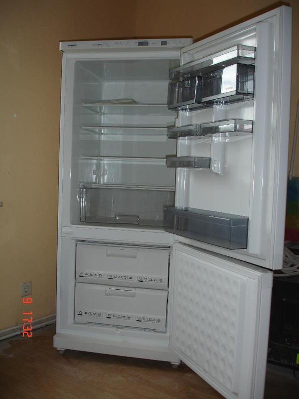 siemens kühlschrank  gefrierschrank kom ~ Kühlschrank Kombi