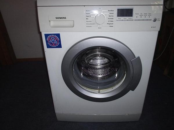 siemens wama e14 47 in mutterstadt waschmaschinen kaufen. Black Bedroom Furniture Sets. Home Design Ideas