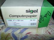 Sigel Endlosdruckerpapier für