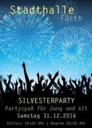 Silvesterparty 2016 Fuerth