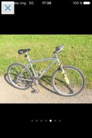 simplen Mountainbike mit