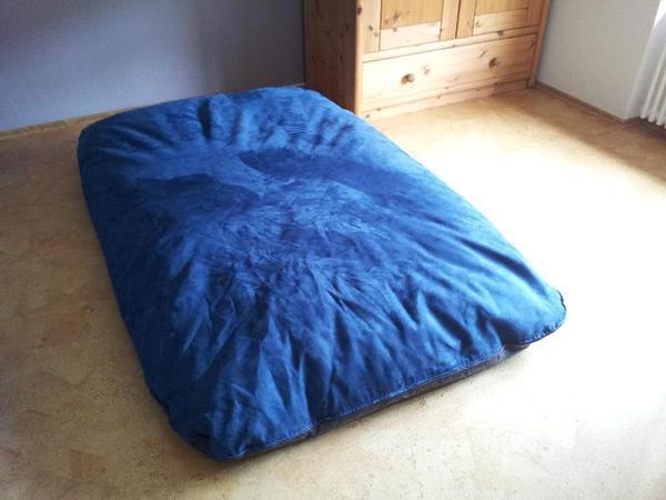 sitzsack liegesack in hirschberg kinder jugendzimmer kaufen und verkaufen ber private. Black Bedroom Furniture Sets. Home Design Ideas