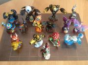 Skylanderfiguren 15 Stück
