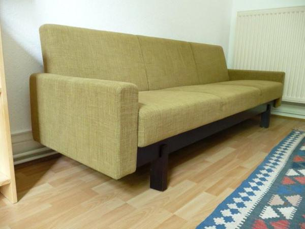 sofa 60er jahre d nisches design in wiesbaden designerm bel klassiker kaufen und verkaufen. Black Bedroom Furniture Sets. Home Design Ideas