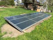 Solaranlage 18m2