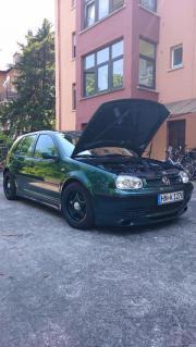 Sondermodell ABT -VW