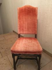 Spanische-Polster-Stühle