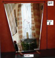 Spiegel 6mm Trapezform