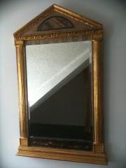 Spiegel mit Rahmen,