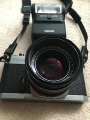 Spiegelreflex-Kamera RevueFlex