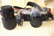Spiegelreflexkamera analog Canon