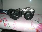 Spiegelreflexkamera (analog) und
