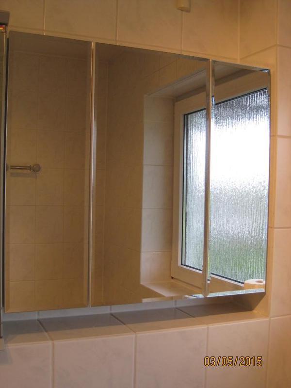 spiegelschrank milano f r badezimmer in bad vilbel bad einrichtung und ger te kaufen und. Black Bedroom Furniture Sets. Home Design Ideas
