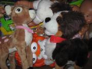 Spielsachen, Spiele , Stofftiere,