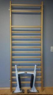 sprossenwand sport fitness sportartikel gebraucht kaufen. Black Bedroom Furniture Sets. Home Design Ideas