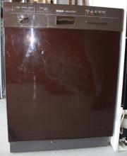Spülmaschine von Bosch