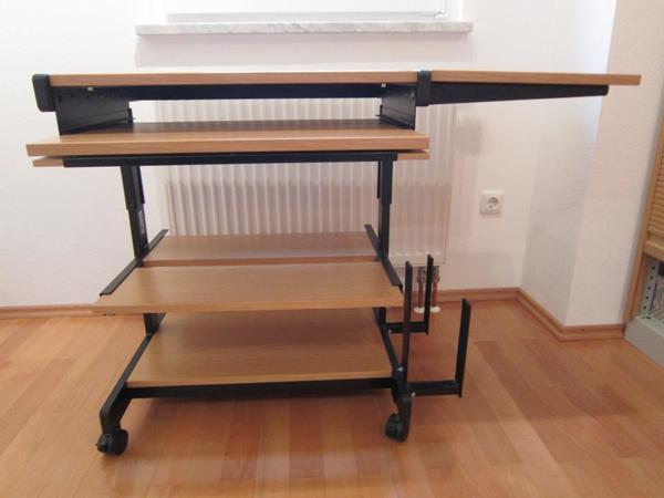 computertisch buche kaufen gebraucht und g nstig. Black Bedroom Furniture Sets. Home Design Ideas