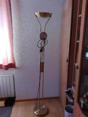 Stehlampe/Deckenfluter