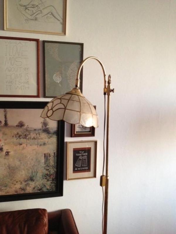 alt stehlampe neu und gebraucht kaufen bei. Black Bedroom Furniture Sets. Home Design Ideas