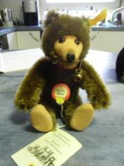 Steiff Teddybaby historische