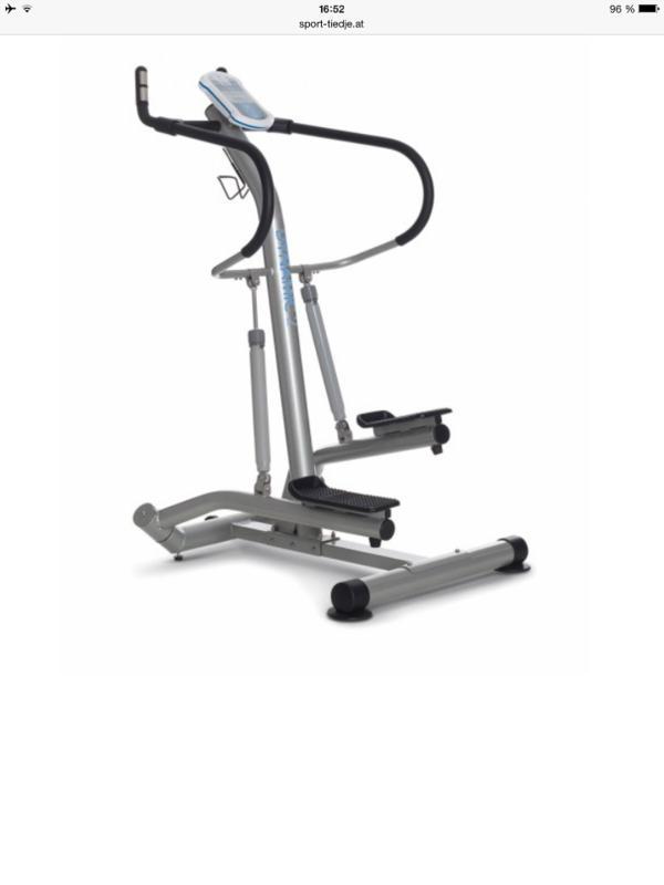 stepper topzustand in bludenz fitness bodybuilding. Black Bedroom Furniture Sets. Home Design Ideas