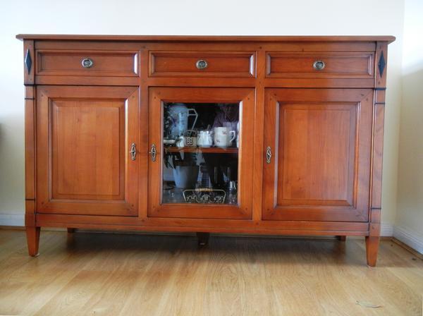 stilvolle anrichte ebanart directoire ciliegio 6761 pc kirschbaum. Black Bedroom Furniture Sets. Home Design Ideas