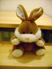 Stofftier Hase ca.