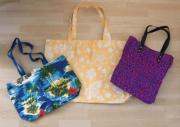 Strandtaschen Set Shopper