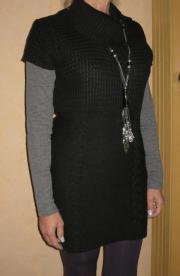 Strickkleid, Kleid, Longpull,