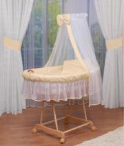 wiege stubenwagen kinder baby spielzeug g nstige angebote finden. Black Bedroom Furniture Sets. Home Design Ideas