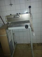 Stüpfelpresse/Bäckerei