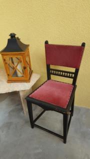 Stuhl Holzstuhl Antik