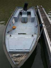 Sturmboot Angelboot Bastlerboot